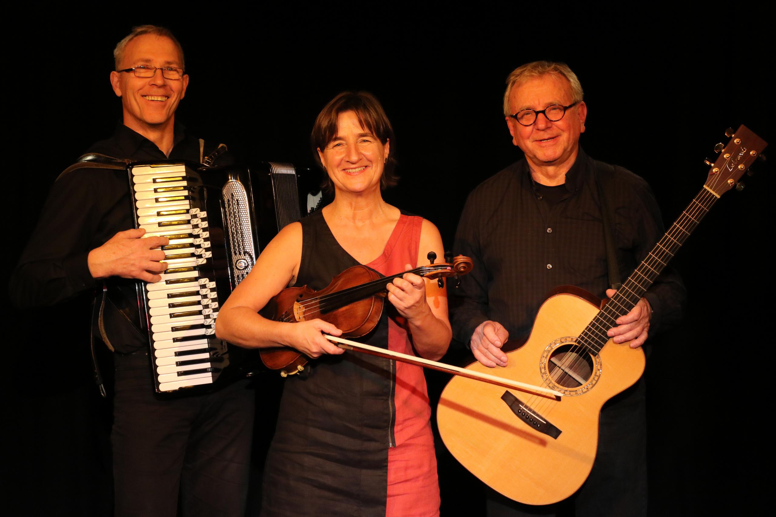 """Klezmerfest: Konzert mit der Gruppe """"Bernsteyn"""""""