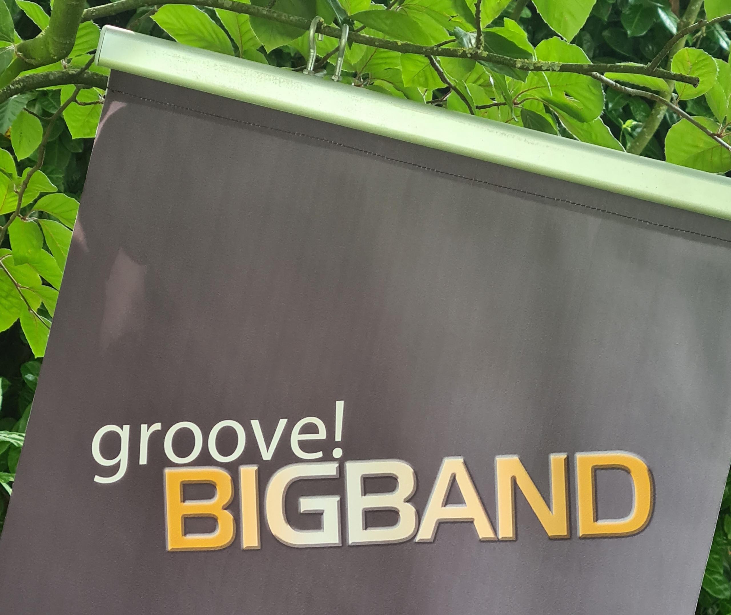 Fällt leider aus! groove!Big Band
