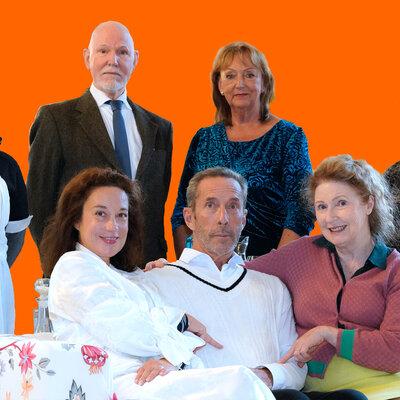 Orange Planet Theatre: Blithe Spirit